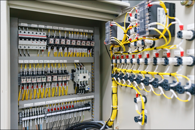 Control Panel Design At Dynamic Control Solutions We Offer A Full Control Panel Design And Building Service